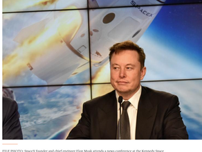 Elon Musk puts up $100 million for global carbon reduction competition