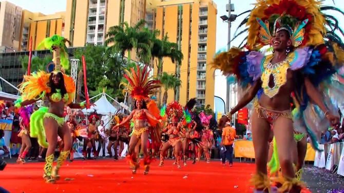 Le Carnaval de Pointe-à-Pitre