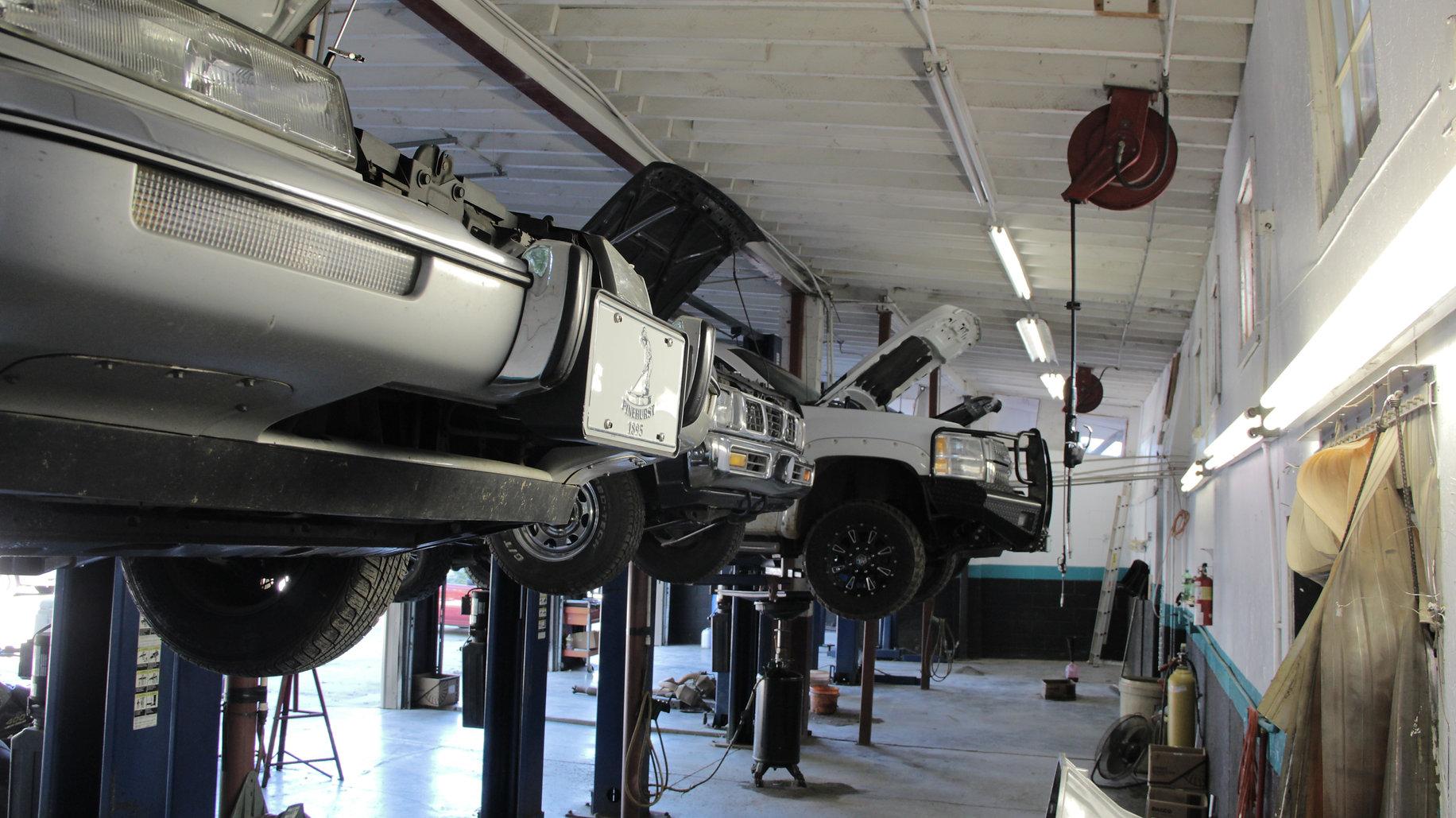 auto transmission repair in Spartanburg