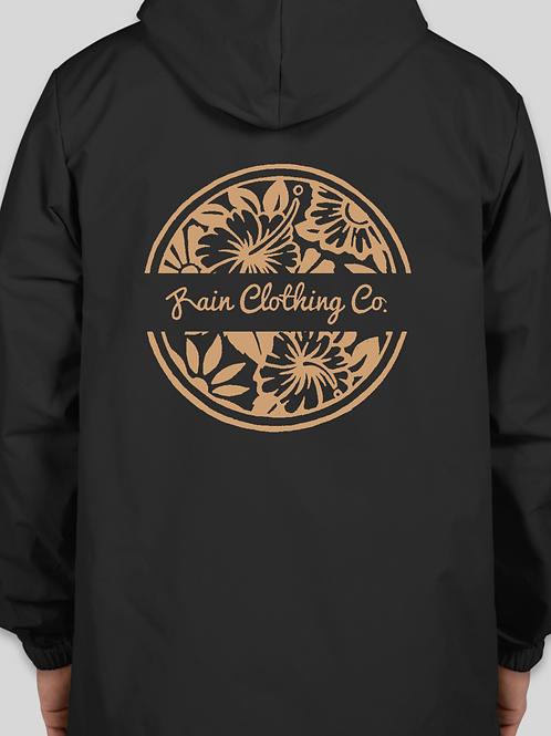 Floral Button up Jacket (Unisex)