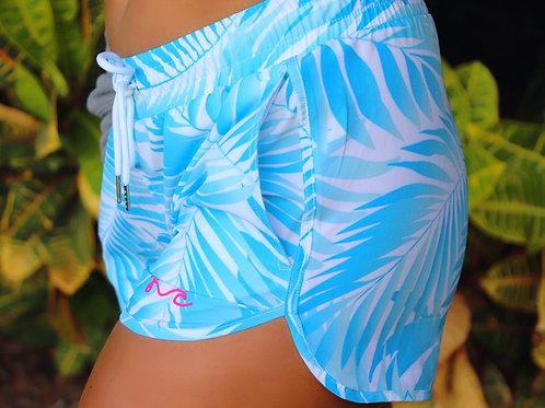 Blue Palms Shorts/Boardshorts