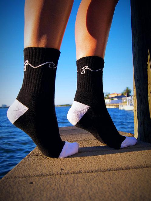 Rain Unisex Socks