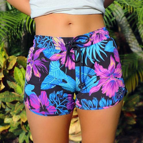 Tropical Vibes Shorts/Boardshorts