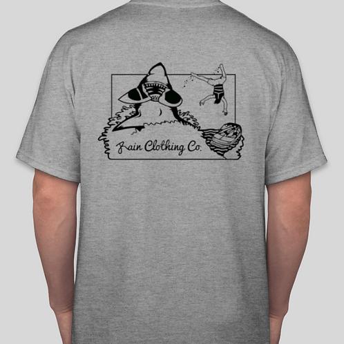 Graphic Shark Shirt