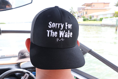 SORRY FOR THE WAKE SNAPBACK