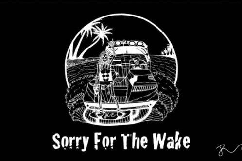 Flag- Sorry For The Wake Flag