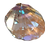 Thumbnail: Pingente concha shell boreal Swarovski