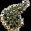 Thumbnail: Broche de pavão