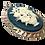 Thumbnail: Pingente prateado de camafeu