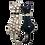 Thumbnail: Broche de gatos