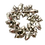 Thumbnail: Broche de guirlanda de cristais