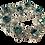 Thumbnail: Broche / pingente de coração de cristais