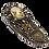 Thumbnail: Broche ouro velho com camafeu
