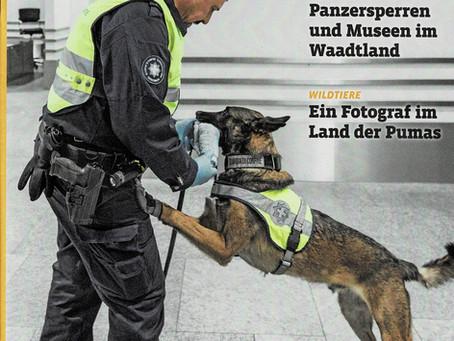 Artenspürhunde Schweiz in der Presse