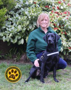 Training mit Louise Wilson (GB)