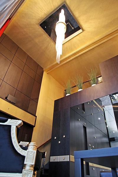 high ceilings apartment in Bratislava eurovea