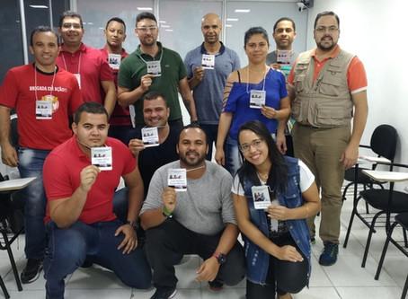 Novos Instrutores NSC de Primeiros Socorros e SBV