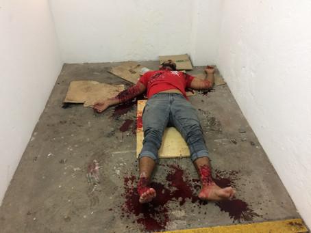 Simulado de Resgate com Vítimas
