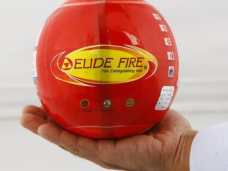 Elide Fire – Bola Corta Fogo
