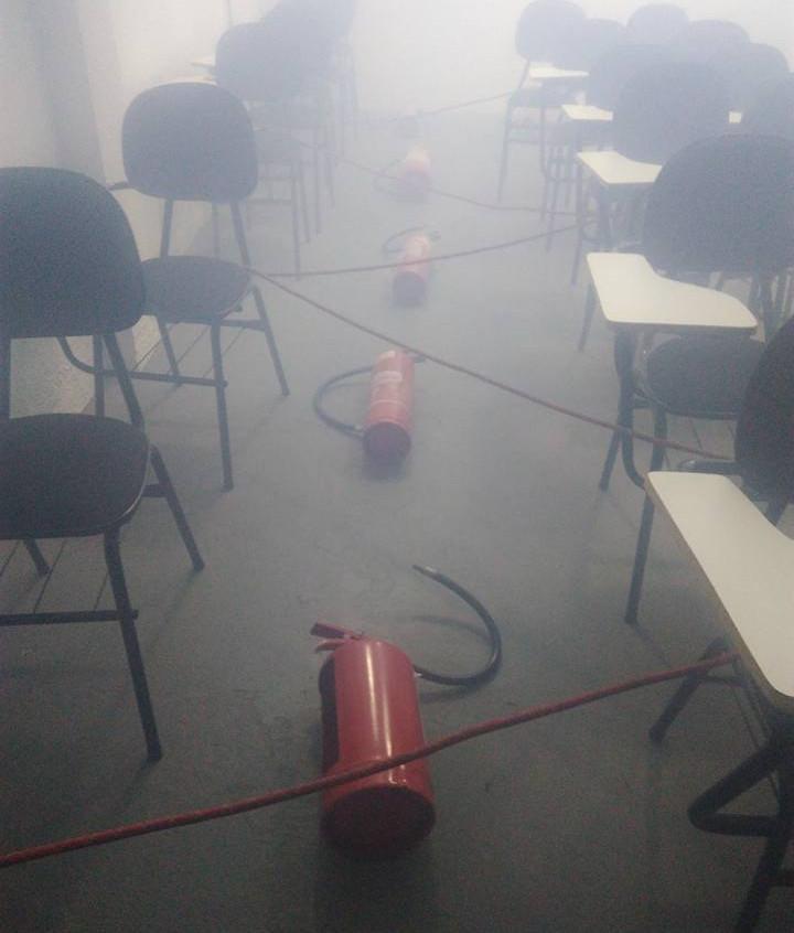 Curso Formação para Bombeiro Civil