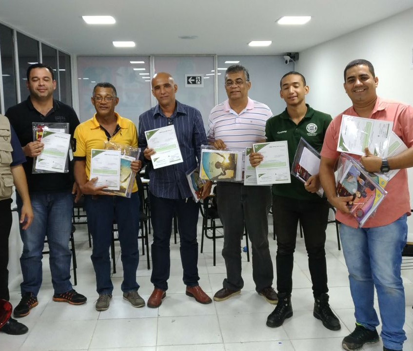 Curso NSC em Salvador
