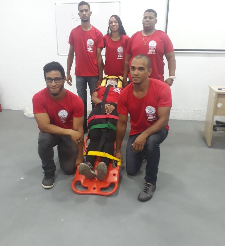 Simulado Primeiros Socorros