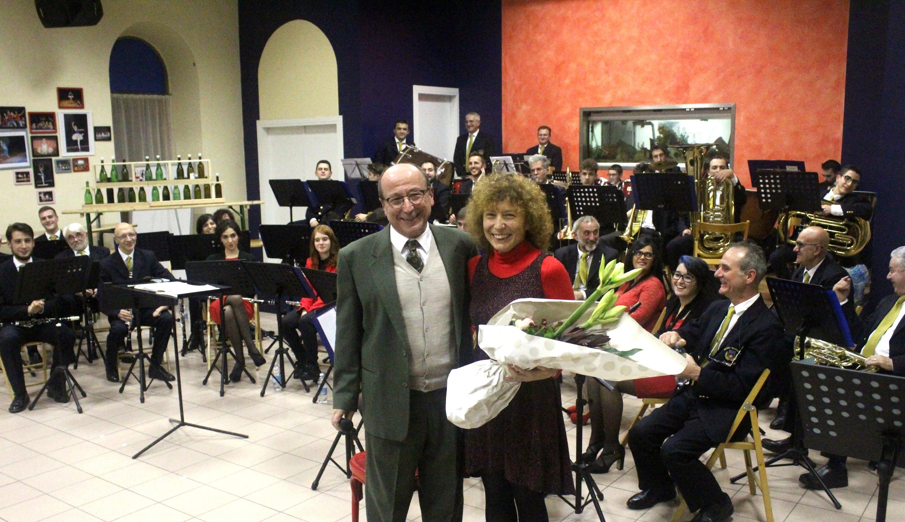 Concerto Santa Cecilia 2018