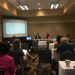 Carmelyn Malalis and KevinKish, DFEH sharing insights and updates on anti-discrimination enforcement and policy from NYC and CA at 2019 IAOHRA Conference