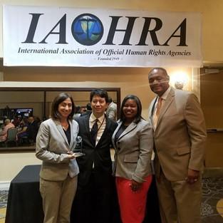 IAOHRA Board Members