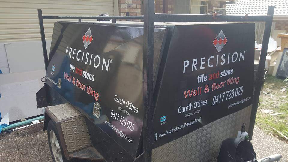 Precision tile and stone