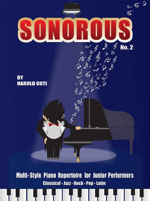 SONOROUS No.2 (School order of 50 books)