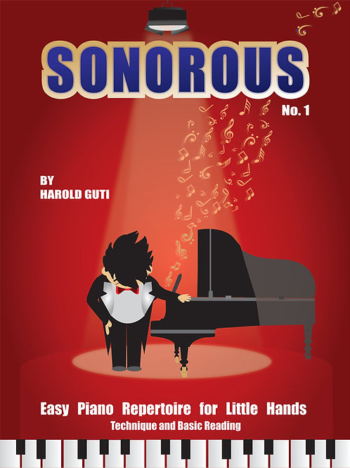 SONOROUS No.1 (School Order of 50 books)