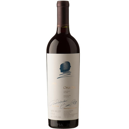 2013 Opus One 1.5L