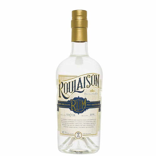 Roulasion Traditional Pot Distilled Rum