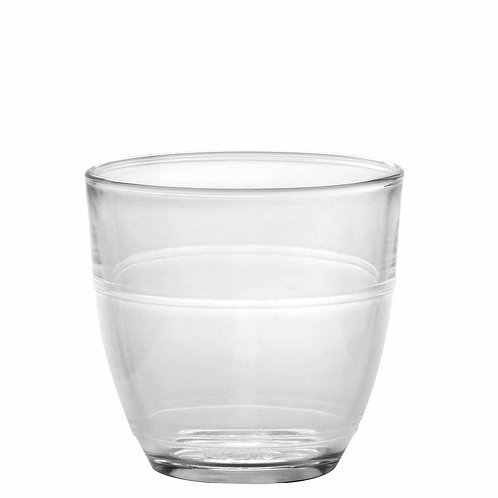 Duralex Gigogne Tumbler 22cl, Set of 6