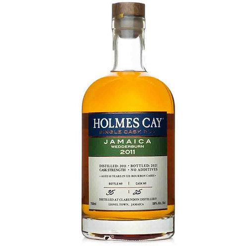 Holmes Cay Jamaica Rum Wedderburn 2011