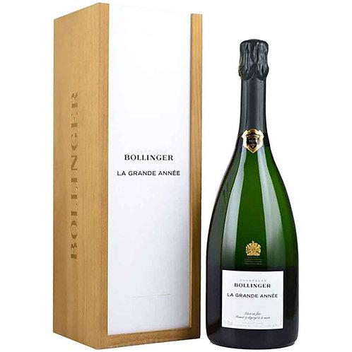 Champagne Bollinger La Grande Année 2012 Brut