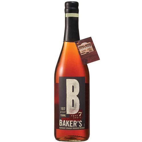 Baker's 7 Year Old Kentucky Straight Bourbon Whiskey