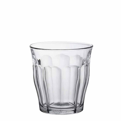 Duralex Picardie Clear Tumbler 13cl, Set of 4