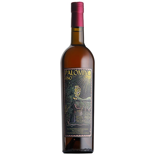 Quady Winery Palomino Fino Dry Sherry