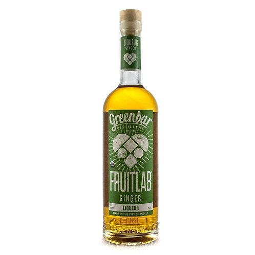 Greenbar FRUITLAB Organic Ginger Liqueur