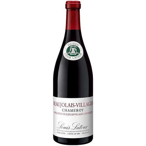 """Maison Louis Latour Beaujolais-Villages """"Chameroy"""""""
