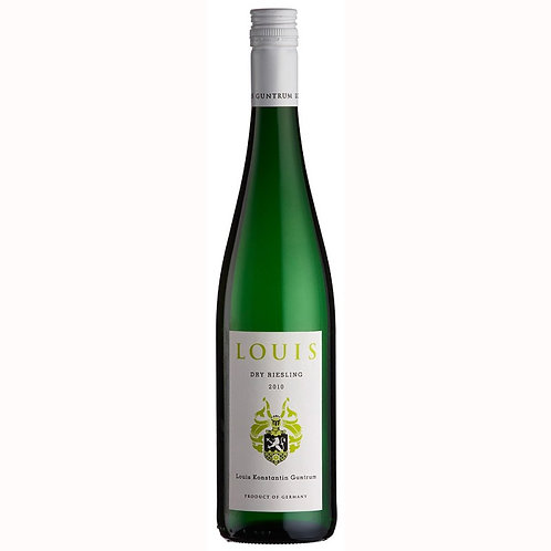 Louis Guntrum Dry Riesling Qualitätswein b.A.