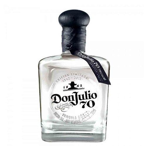 Don Julio 70 Crystal Añejo Tequila