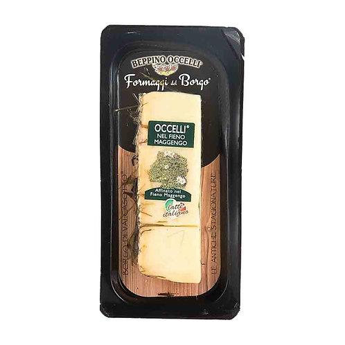 Beppino Occelli® nel fieno Maggengo Cheese