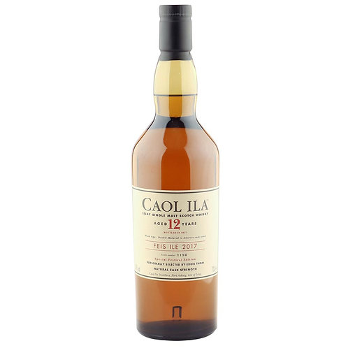 Caol Ila 12 Year Old Single Malt Whisky