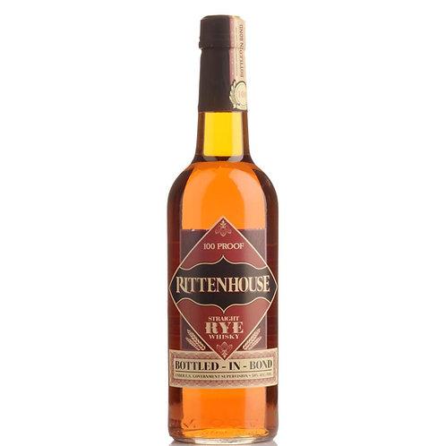 Rittenhouse Straight Rye Whisky