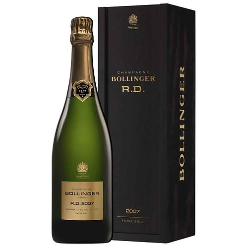 Champagne Bollinger R.D. 2007 Extra Brut