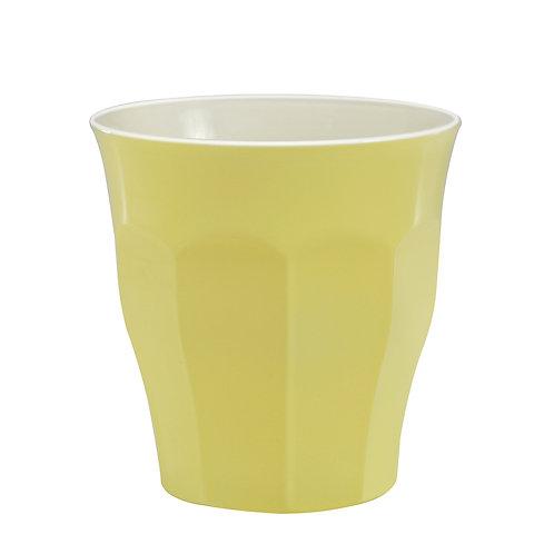 Duralex Picardie Pastel Tumbler Yellow 22cl, Set of 6