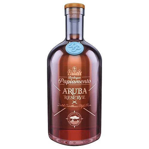 Bodegas Papiamento Aruba Reserve Rum